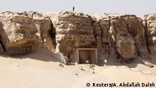 Ägypten Fund von 50 Mumien in al-Minya