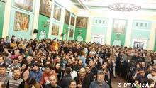 Russland Sankt Petersburg | Veranstaltung Alexei Nawalny, Oppositioneller
