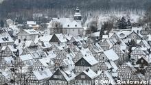 Фройденберг, Северный Рейн - Вестфалия