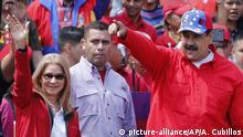 Venezuela Caracas Rede Nicolas Maduro