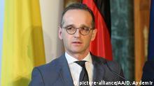 Belgien Brüssel Heiko Maas