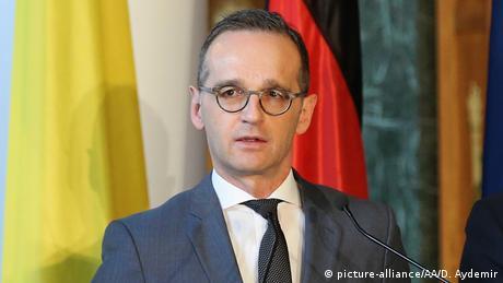 Глава МЗС Німеччини: Анексією Криму Росія зруйнувала довіру