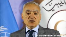 Libyen UN-Sondergesandter Ghassan Salame