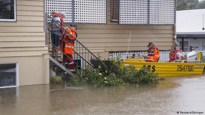 Australia: Hundreds rescued after record flooding | News
