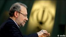 Iran Ali Laridschani, Parlamentspräsident