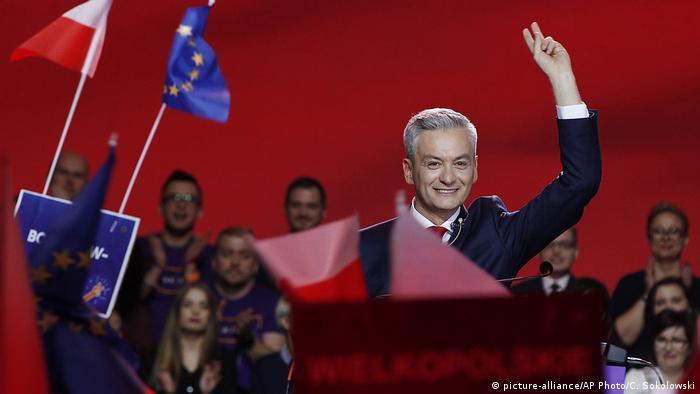 Polen Robert Biedron gründet neue Partei Wiosna