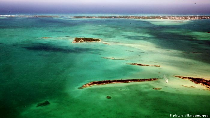 Bahamas Abaco Insel (picture-alliance/maxppp)