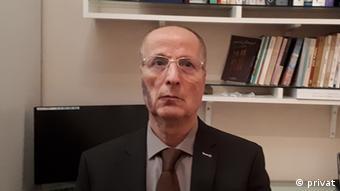 ماشالله رزمی، نویسنده و پژوهشگر آشنا به مسائل اقوام و اقلیتها در ایران