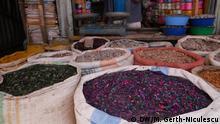 Mercato-Markt in Addis Abeba, Äthiopien, einer der größten Freiluftmärkte Afrikas. Bilder via S. Fröhlich