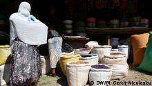 Mercato Addis Abeba Äthiopien