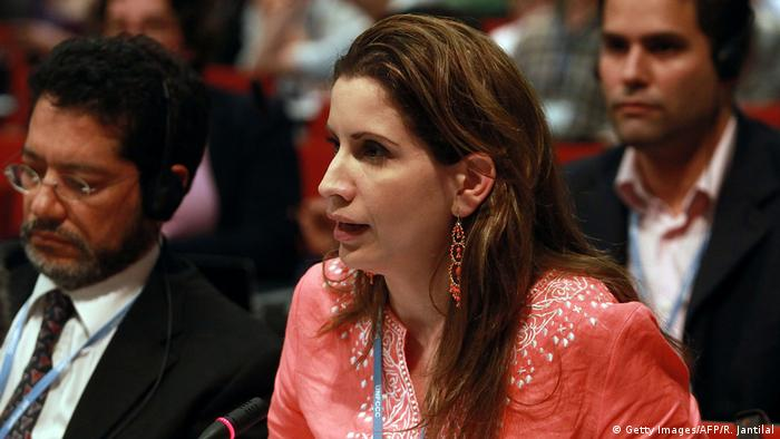 Claudia Salerno Caldera Botschaft Venezuela bei der EU