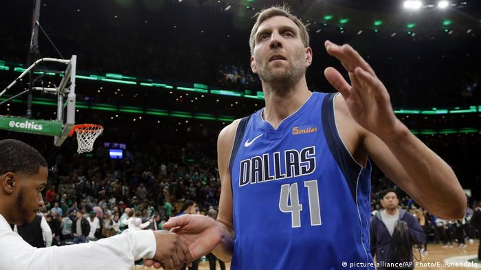 6d20374306a Sports. Dirk Nowitzki  A down-to-earth superstar