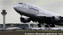 Deutschland Flughafen Frankfurt am Main | Boeing 747-400 der Lufthansa