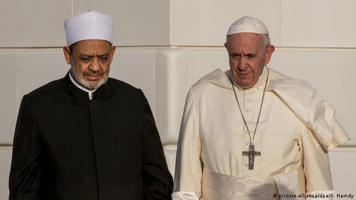 Papst Franziskus in Abu Dhabi