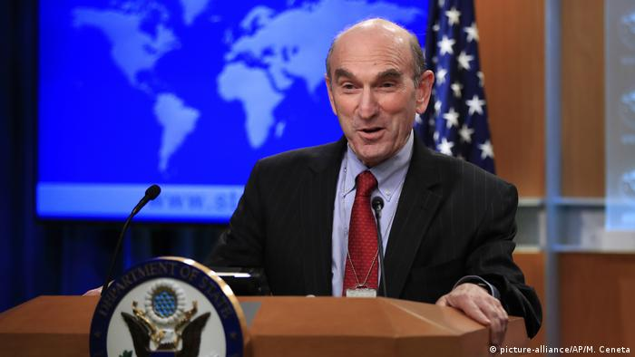 USA, Washington: Elliott Abrams (picture-alliance/AP/M. Ceneta)