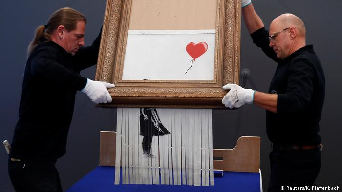 Museum Frieder Burda - Banksy Love is in the bin