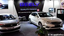 China Autohersteller Geely