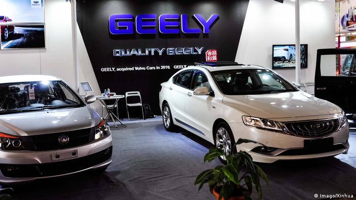 China Autohersteller Geely
