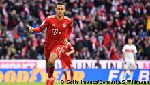 Deutschland Thiago Alcantara, Spieler bei FC Bayern München