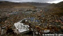 Erdbeben in Yushu, Tibet, 2010 (AFP/Getty Images)