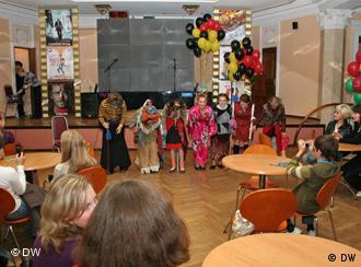 Празднование Дня европейских языков в Минске