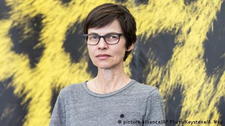 Angela Schanelec (picture-alliance/AP Photo/Keystone/A. Wey)