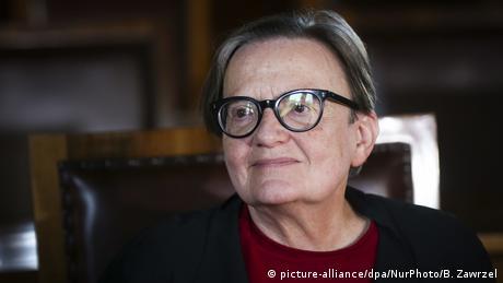 Agnieszka Holland (picture-alliance/dpa/NurPhoto/B. Zawrzel)
