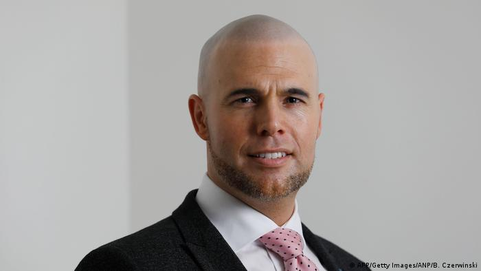 Dutch politician Joram van Klaveren PVV (AFP/Getty Images/ANP/B. Czerwinski)