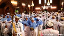England afrikanisch-christliche Kirchen in London