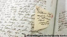 Tagebücher Alexander von Humboldt Staatsbibliothek Berlin