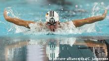 Schwimmerin Annika Mehlhorn
