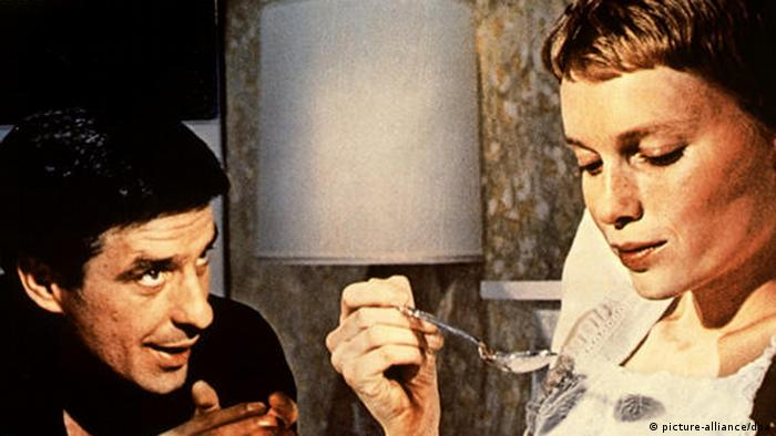 Still from Rosemary's Baby (Film: Rosemaries Baby) (picture-alliance/dpa)