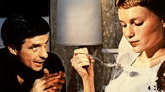 A scene from the film Rosemary's Baby