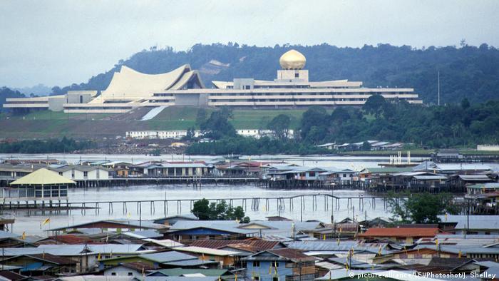 Istana Nurul Iman Brunei (picture-alliance/LFI/Photoshot/J. Shelley)