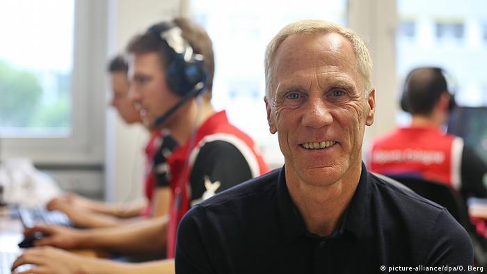 Ingo Froböse | Sportwissenschaftler