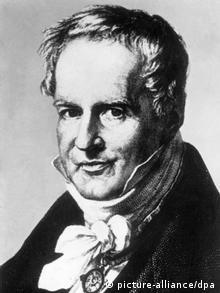 Alexander von Humboldt deutscher Naturforscher (picture-alliance/dpa)