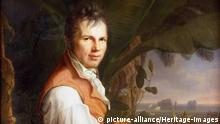 Alexander von Humboldt deutscher Naturforscher (picture-alliance/Heritage-Images)