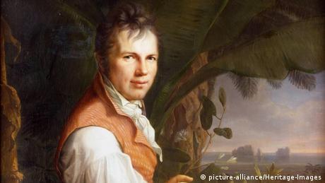 Alexander von Humboldt deutscher Naturforscher