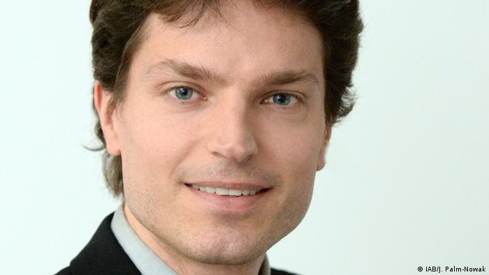 Enzo Weber Forschungsbereichsleiter IAB