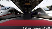 Französischer TGV und deutscher ICE (neu)
