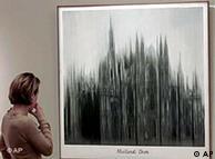 'Mailand: Dom' (Milão: Catedral), leiloado em 2002 por mais de um milhão de libras, na Sotheby's de Londres  expected to fetch around 1,800,000 -2,500,000 pounds, (US $ 2, 540,000 - 3,530,000) at an upcoming Sotheby's London sale on Feb.7.2002 . (AP Photo/Max Nash)