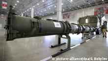 Russland 9M729 Rakete in Kubinka