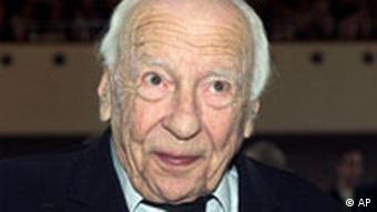 Hans-Georg Gadamer, deutscher Philosoph