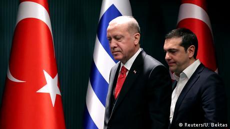 DW: Στενές επαφές Τσίπρα - Ερντογάν σε όλα τα επίπεδα