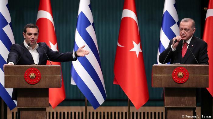 Türkei | Tsipras zu Besuch in Ankara
