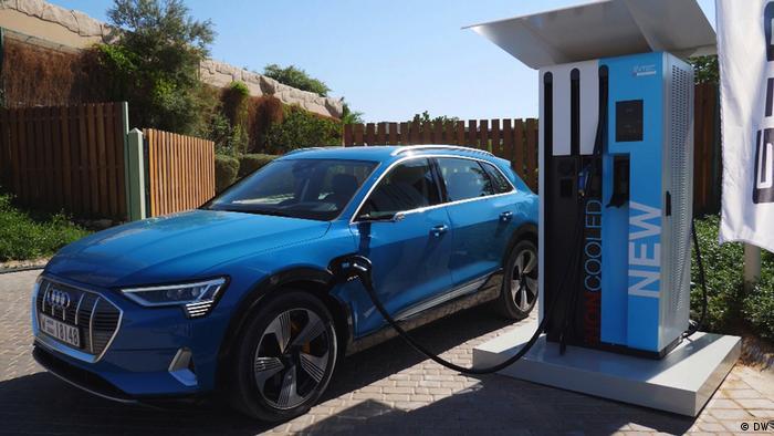 Audi fabricará solo automóviles eléctricos a partir de 2033   Ciencia y  Ecología   DW   22.06.2021