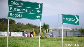 Kolumbien Grenzstadt Cucuta