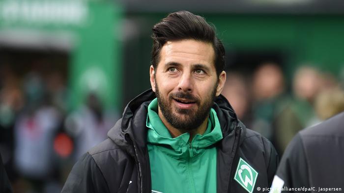 Claudio Pizarro es el máximo goleador histórico del Werder Bremen