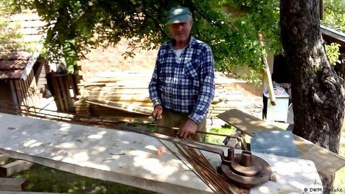 Srebrenica und ihre besondere Kulturerbe Radan Jeftic