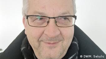 Srebrenica und ihre besondere Kulturerbe Dr. Radomir Pavlovic (DW/M. Sekulic)